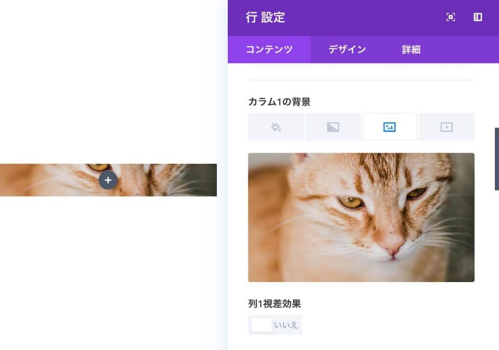 Diviで画像の上にマウスが来た時にテキストを表示させる手順