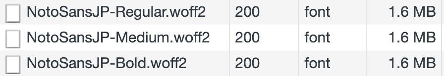 Diviの初期フォントを変換して高速化する