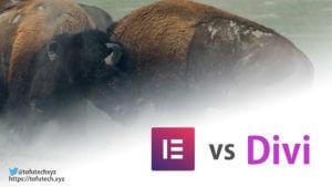 Divi vs Elementor徹底比較