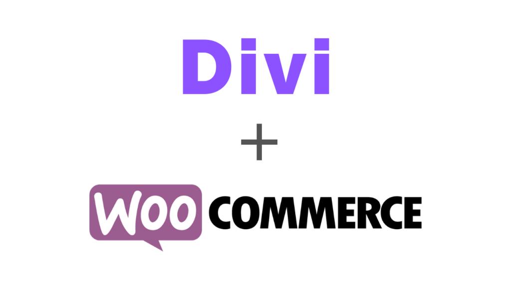 DiviがWooCommerceモジュール追加