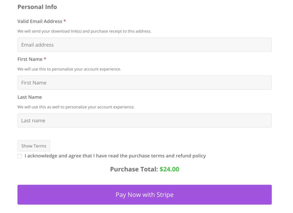 Divilifeの購入ページ