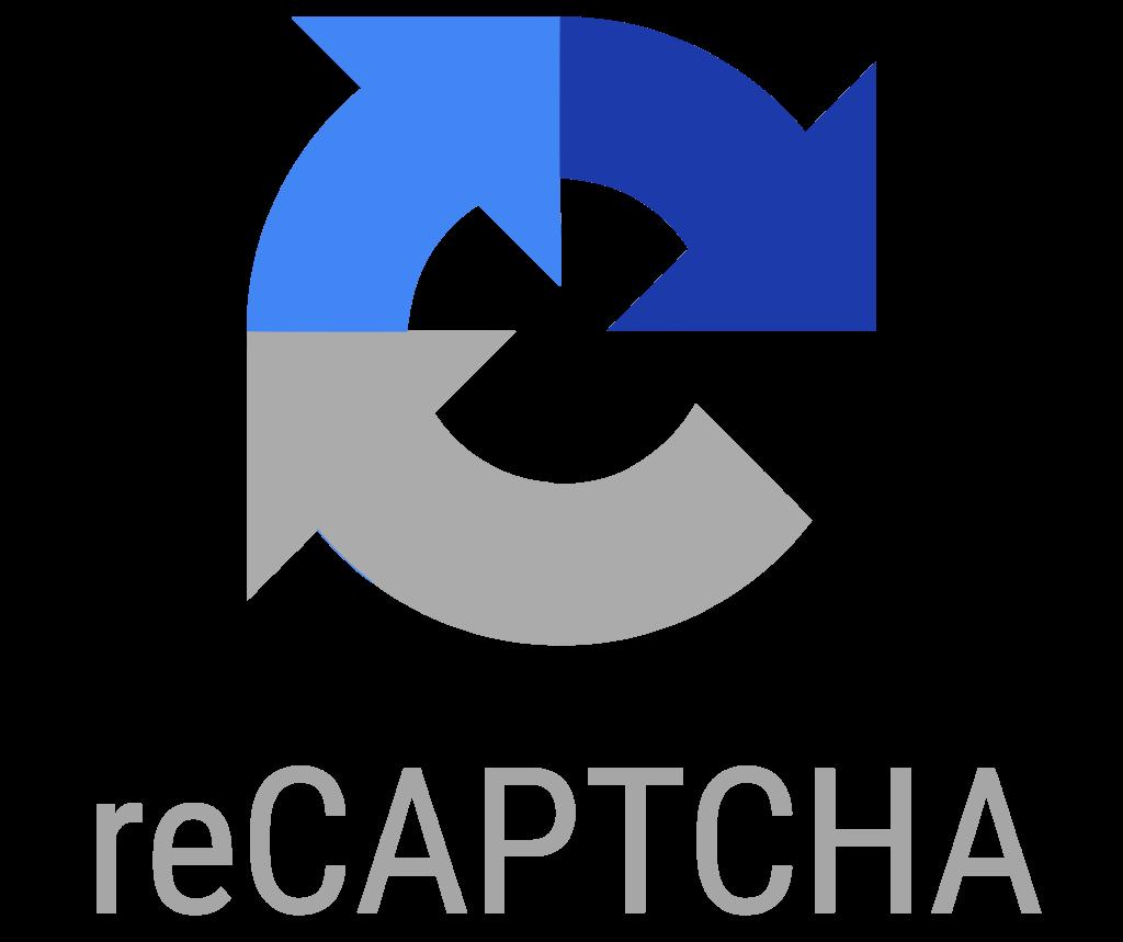 reCAPTCHAのロゴ